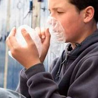 Детская токсикомания и последствия