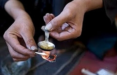 Тяжкие последствия употребления наркотиков